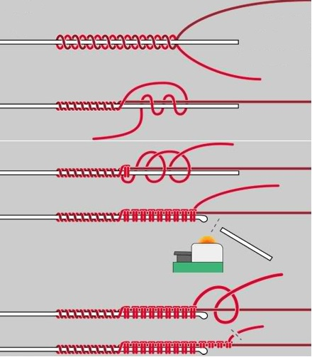 basic step diagram basic wire